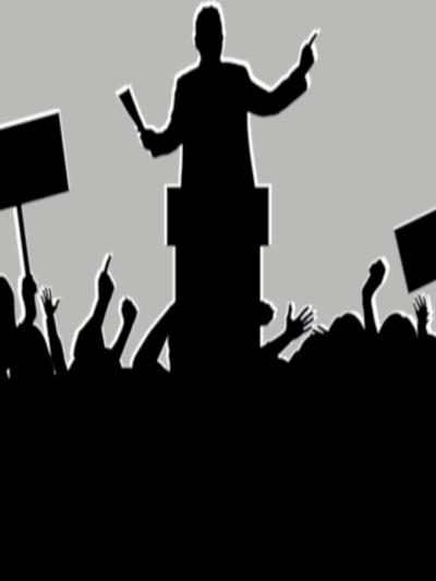 Gruppi Telegram > Politica