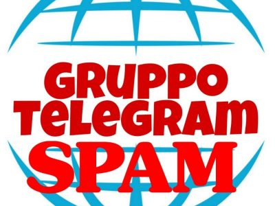Gruppo Telegram Italia Spam