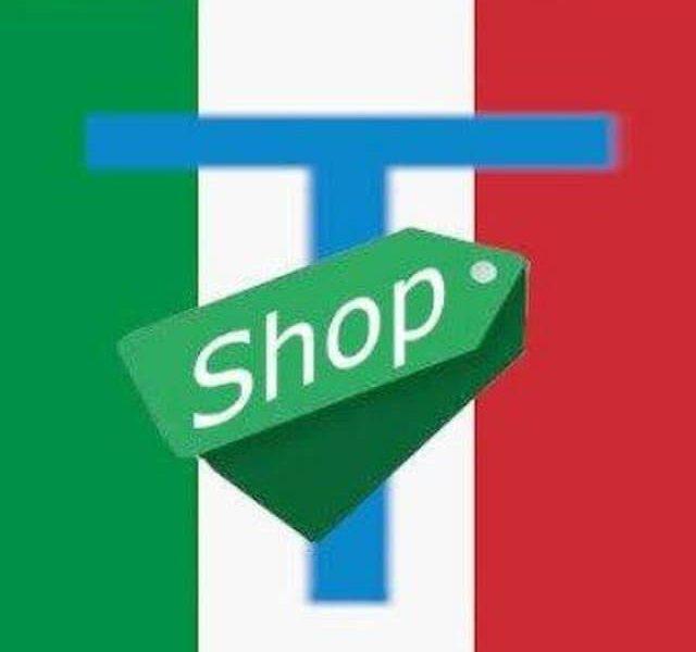 Telegram Shop